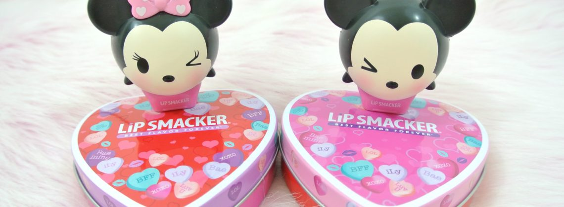 Lip Smacker Valentine's Day Box