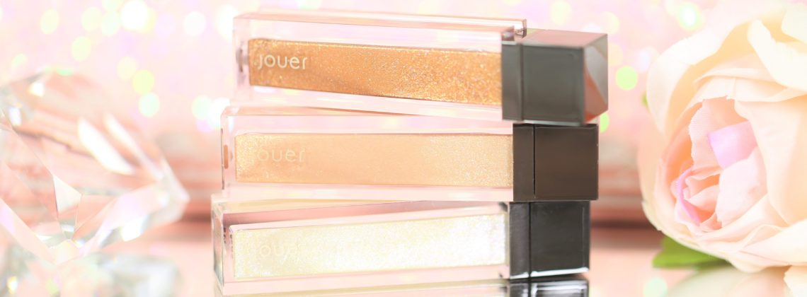 Sparkling Lip Toppers From Jouer Cosmetics