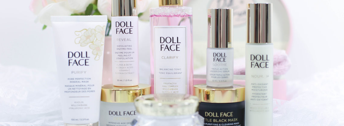 My Doll Face Beauty Skincare Routine
